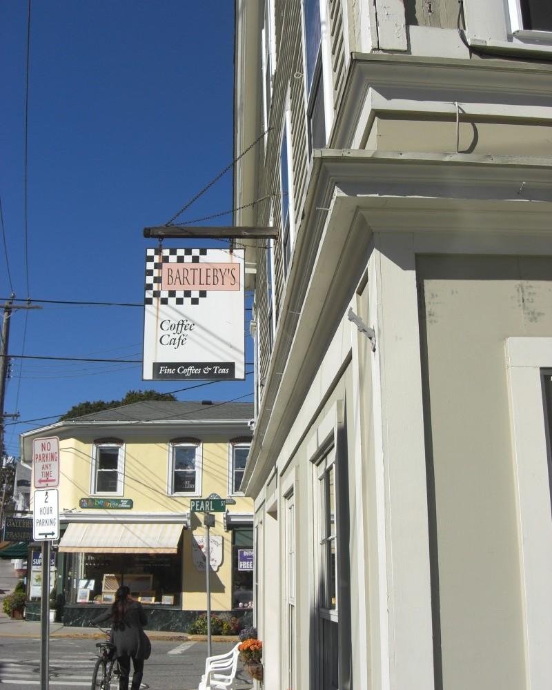Bartleby's Coffe Shop