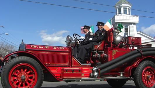 Mystic Irish Parade
