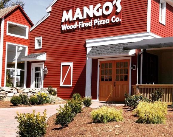 Mango's Wood-Fired Pizza