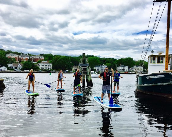 Adventure Mystic Group Paddle