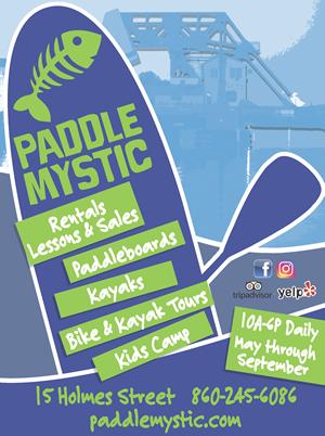 Paddle Mystic