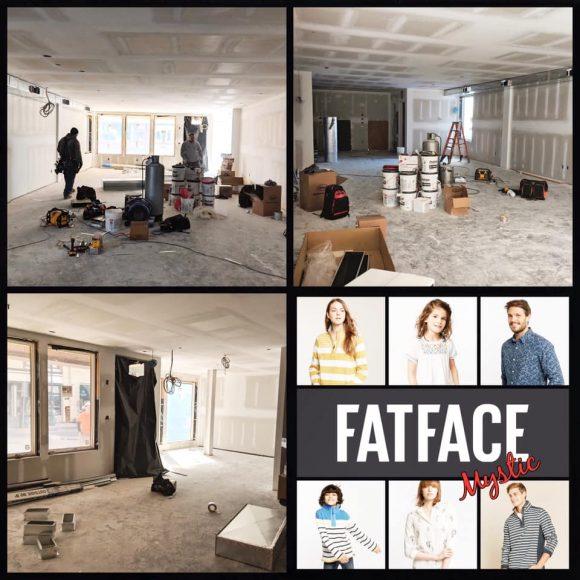 """481be481cb1a7 FatFace Mystic. """""""